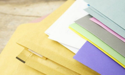 Business Letterhead and Envelopes
