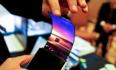 Flexible OLED Displays